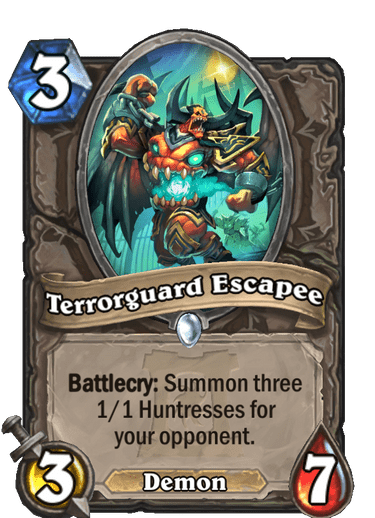 Terrorguard Escapee