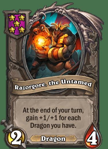 Razorgore, the Untamed
