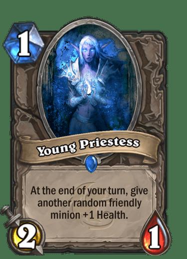 Young Priestess