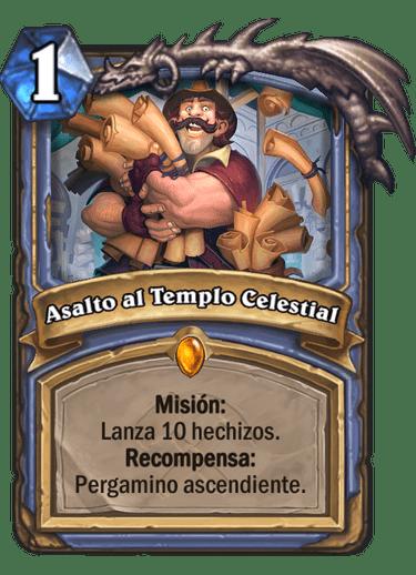 Asalto al Templo Celestial