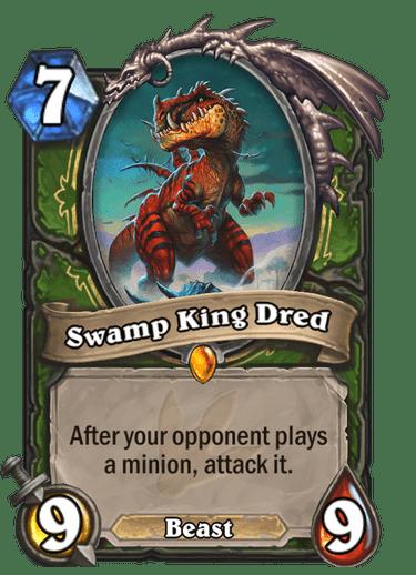Swamp King Dred