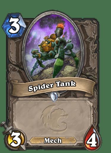 Spider Tank