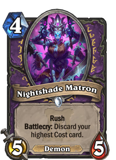 Nightshade Matron