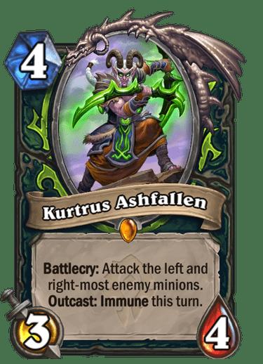Kurtrus Ashfallen