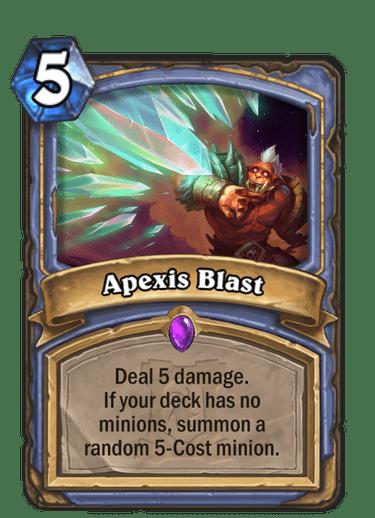 Apexis Blast