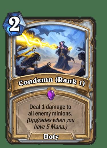 Condemn (Rank 1)