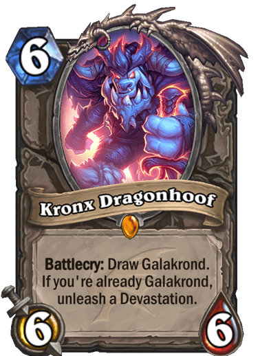 Kronx Dragonhoof