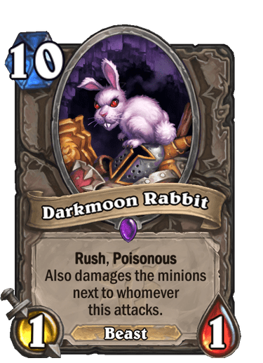 Darkmoon Rabbit