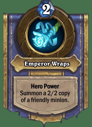 Emperor Wraps