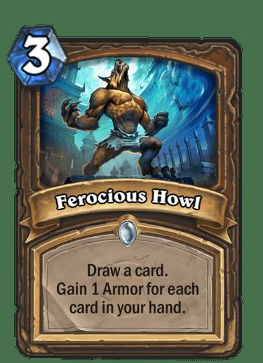 Ferocious Howl