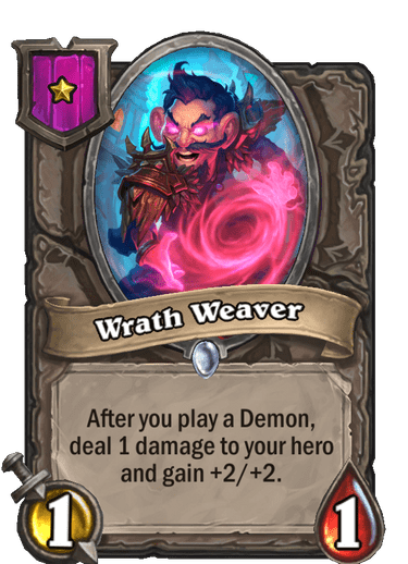 Demon Build Wrath Weaver Unit