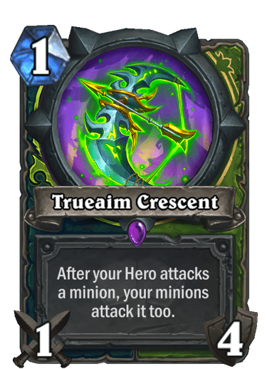Trueaim Crescent