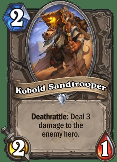 Kobold Sandtrooper