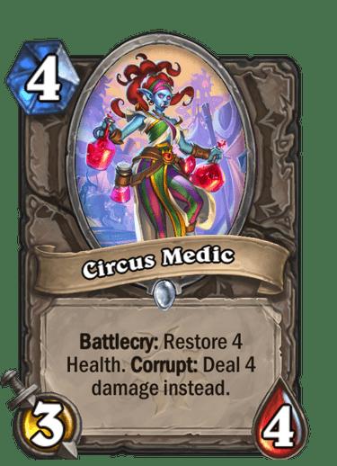 Circus Medic