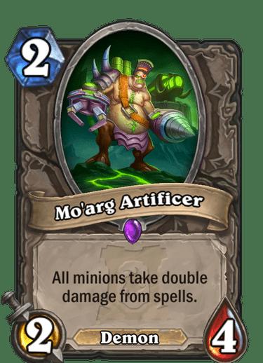 Mo'arg Artificer