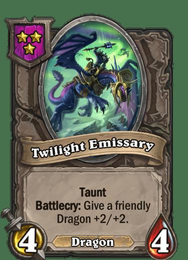 Twilight Emissary
