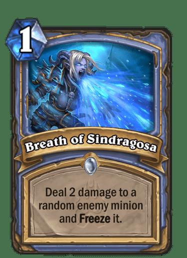 Breath of Sindragosa