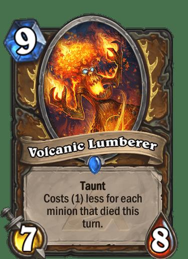 Volcanic Lumberer