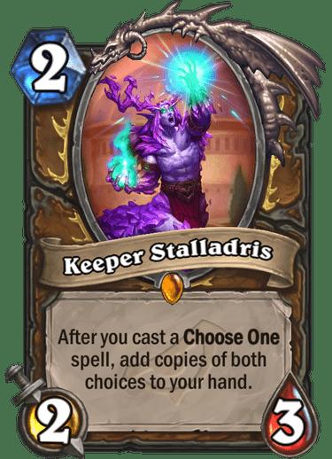 Keeper Stalladris