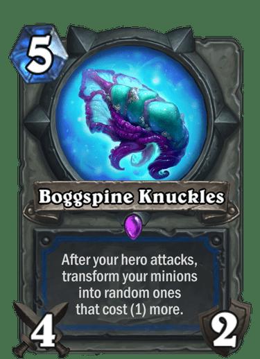Boggspine Knuckles