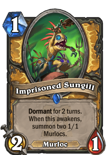 Imprisoned Sungill