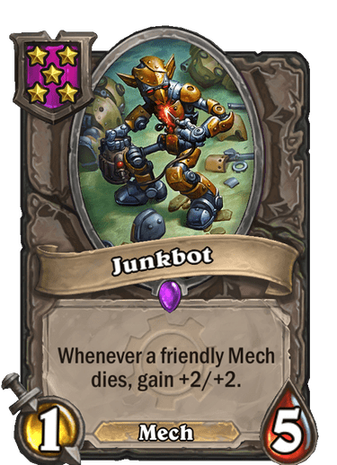 Mech Build Junkbot Unit