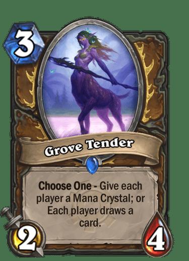 Grove Tender