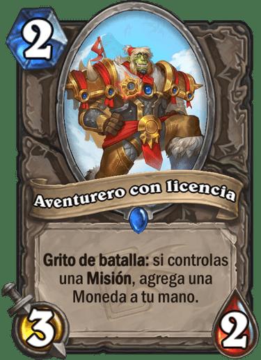 Aventurero con licencia