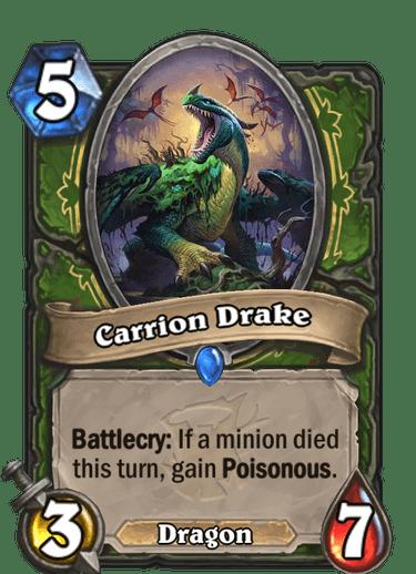 Carrion Drake