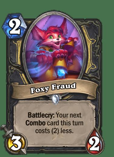 Foxy Fraud