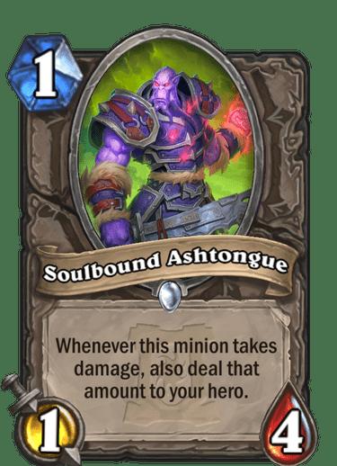 Soulbound Ashtongue