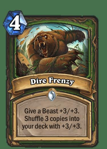 Dire Frenzy