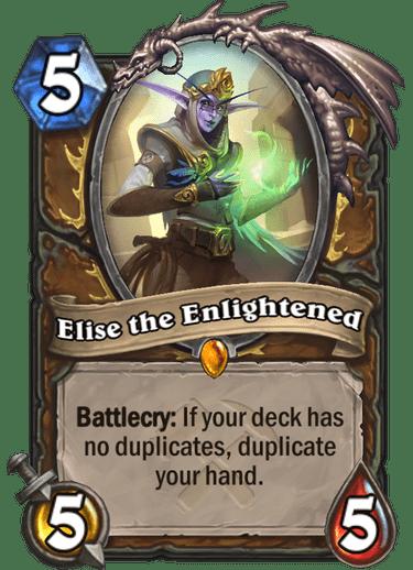 Elise the Enlightened