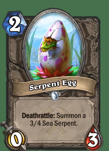 Serpent Egg