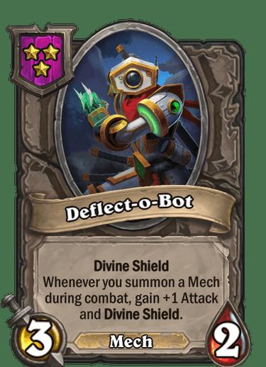 Deflect-o-Bot