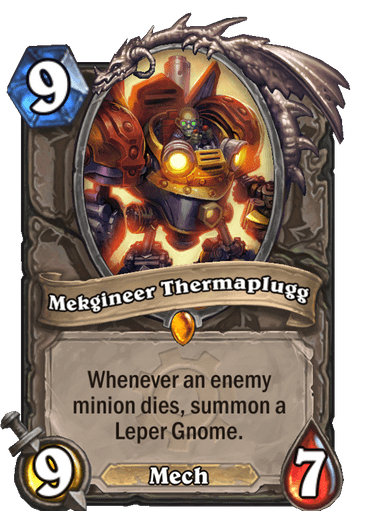 Mekgineer Thermaplugg
