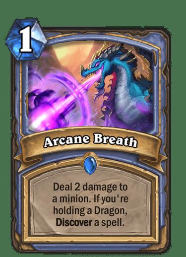 Arcane Breath