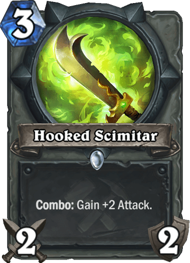 Hooked Scimitar