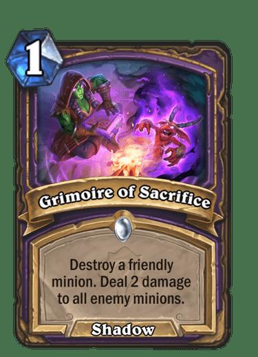 Grimoire of Sacrifice