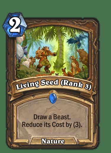 Living Seed (Rank 3)