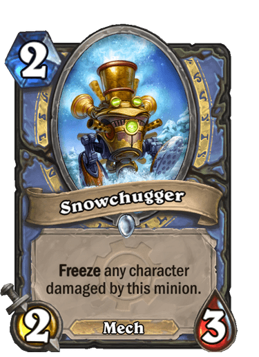 Snowchugger