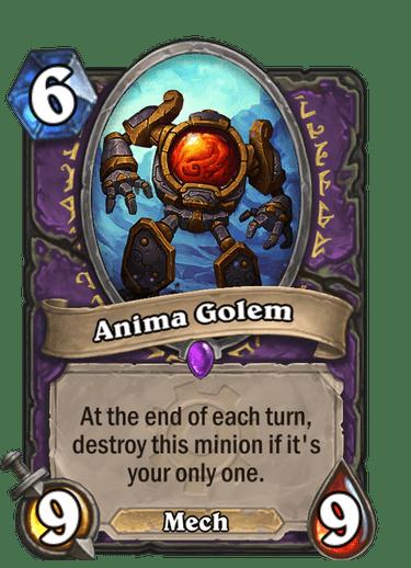 Anima Golem
