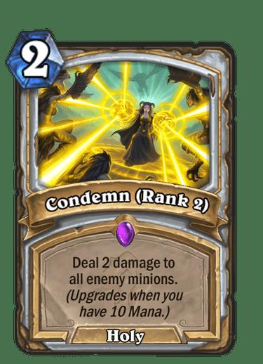 Condemn (Rank 2)