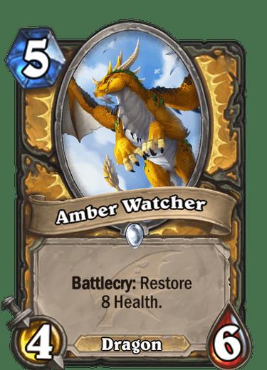 Amber Watcher