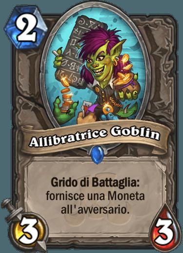 Allibratrice Goblin