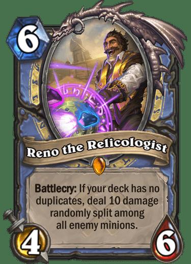 Reno the Relicologist