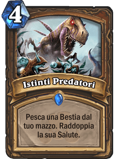 Istinti Predatori
