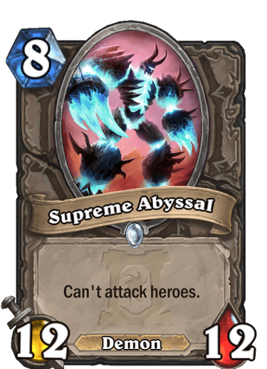 Supreme Abyssal