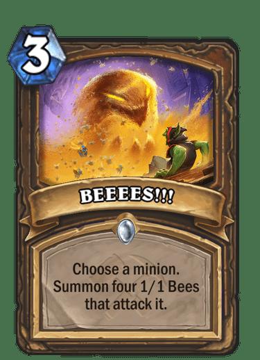 BEEEES!!!