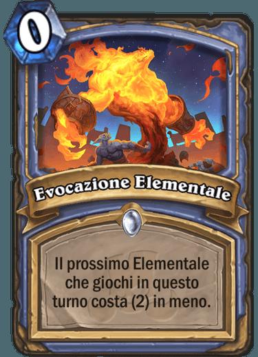 Evocazione Elementale